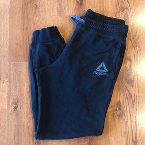 Men's size small Reebok jogger pants